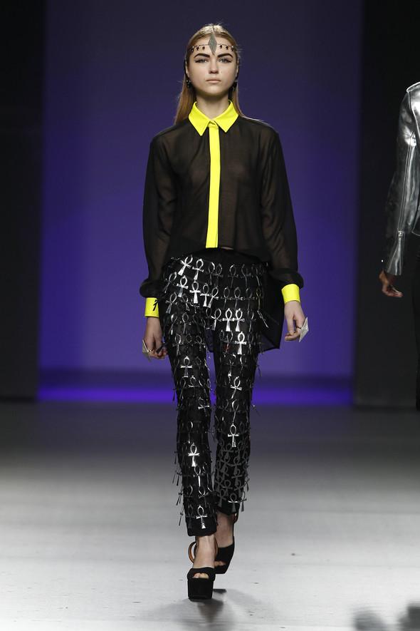 Madrid Fashion Week A/W 2012: Maria Escote. Изображение № 17.