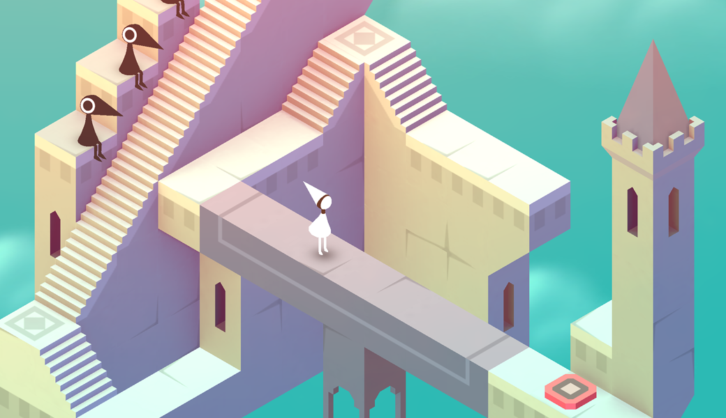Разработчик Monument Valley о том, как создать по-настоящему красивую игру. Изображение № 2.