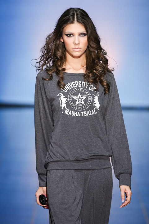 Masha Tsigal Autumn/Winter 12-13 Volvo Fashion Week. Изображение № 12.