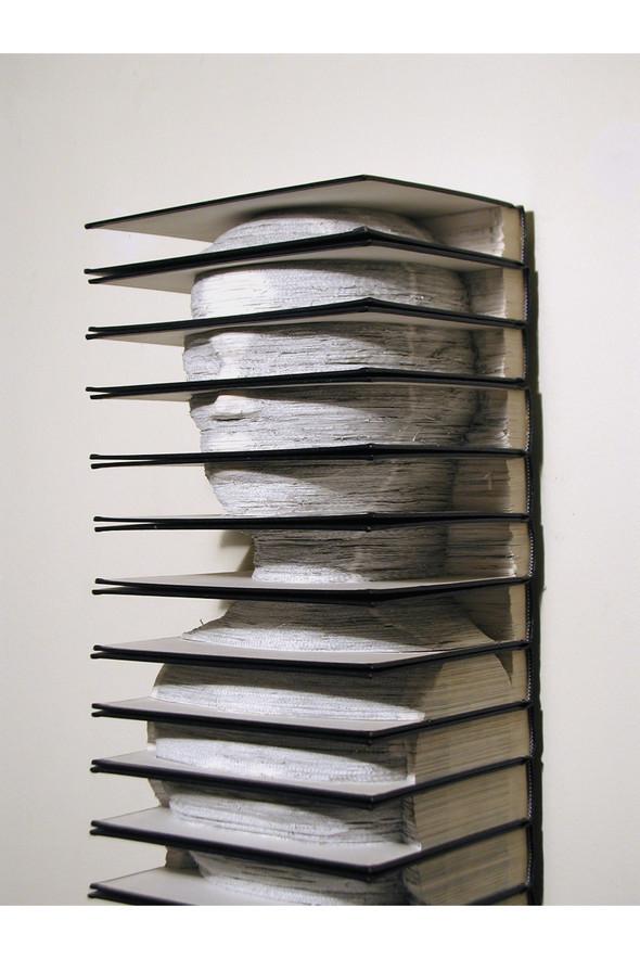 Book carving отБрайана Деттмера [Brian Dettmer]. Изображение № 4.