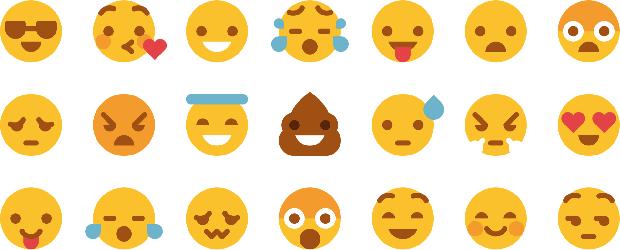 Дизайнер объяснил процесс создания смайлов Emoji. Изображение № 1.