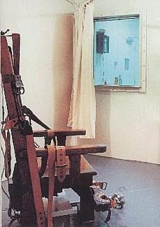 Электростулья каксредство сокращения преступности. Изображение № 9.