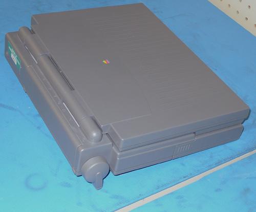 Эволюция дизайна ноутбуков apple 1989 – 2008. Изображение № 4.