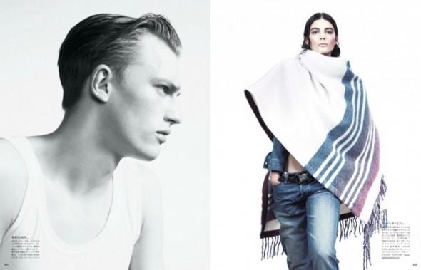 Съемки: Vogue, Elle, Tush и другие. Изображение № 59.