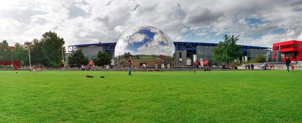 Изображение 1. Париж: сады и парки.. Изображение № 3.
