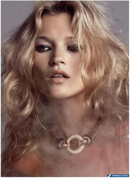 Love Blooms. Kate Moss. Изображение № 5.