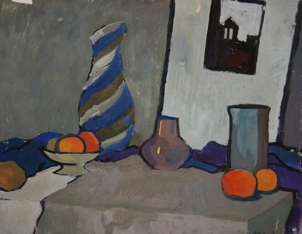 Голуб Л. - художник из СССР. Изображение № 11.