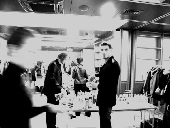 Backstage Savage. Изображение № 9.
