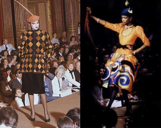 Архив: коллекции Yves Saint Laurent 1962-1999. Изображение № 16.