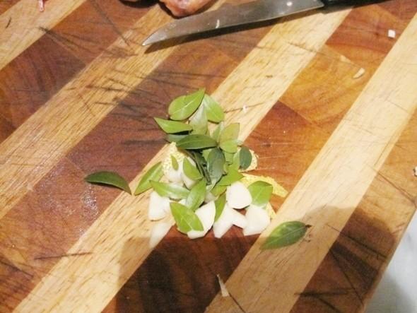 Изображение 26. Паста, антипаста и десерт из каштановой муки.. Изображение № 27.