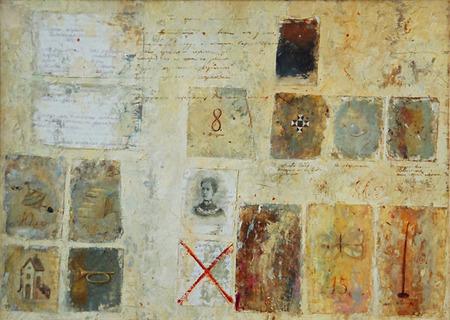 Наивная живопись Светланы Румак. Изображение № 30.