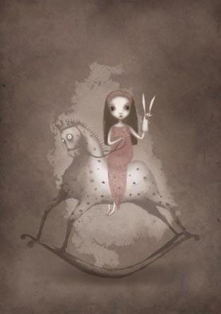Изображение 69. Сказки на ночь от Лизы Эванс (Lisa Evans).. Изображение № 10.