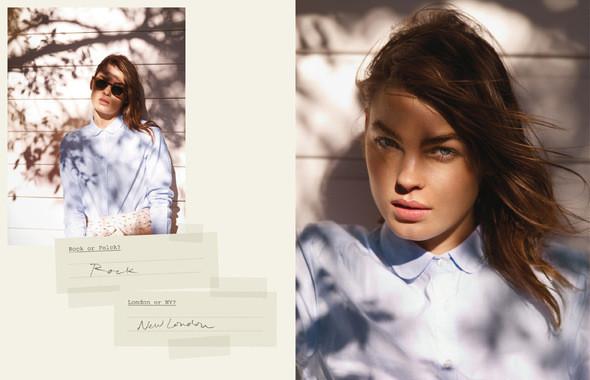 Рекламные кампании: Oysho, Zara и другие. Изображение № 62.