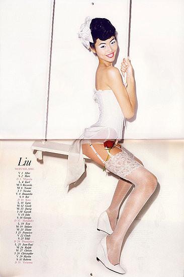 Календарь французского Vogue: отдушина Карин. Изображение № 26.