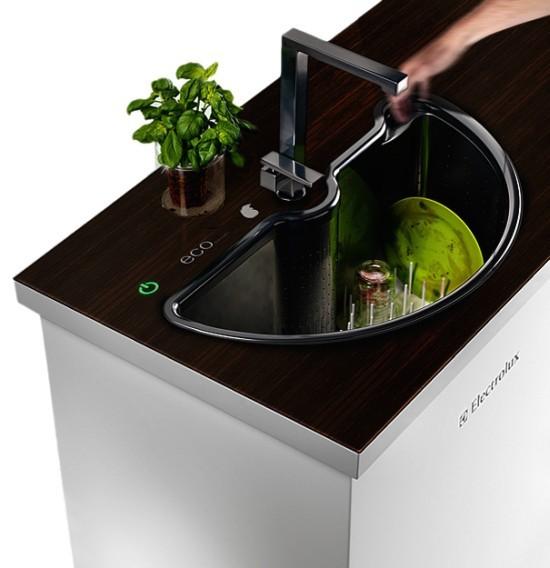 Экологическая посудомоечная машина. Изображение № 2.