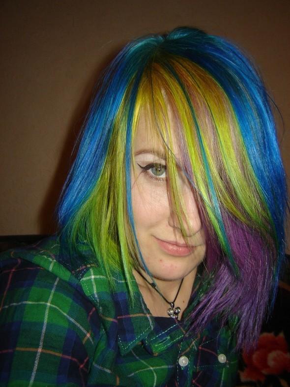 Green_Friendly! Цветное Яркое и Сочное Настроение ваших волос!. Изображение № 8.