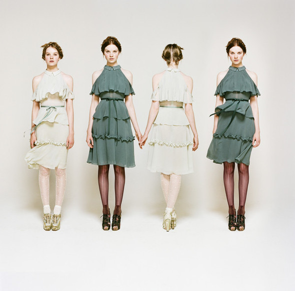 Лукбук: Rodarte for Opening Ceremony FW 2011. Изображение № 24.