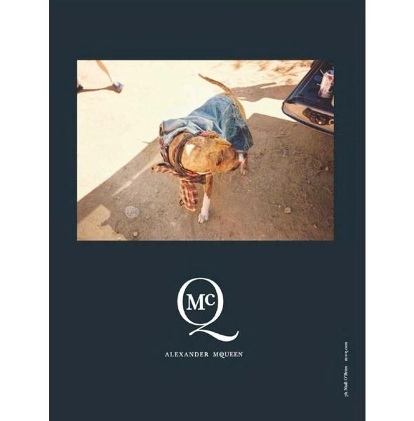 Изображение 13. Рекламные кампании: Diane von Furstenberg, Karl Lagerfeld, McQ и другие.. Изображение № 29.