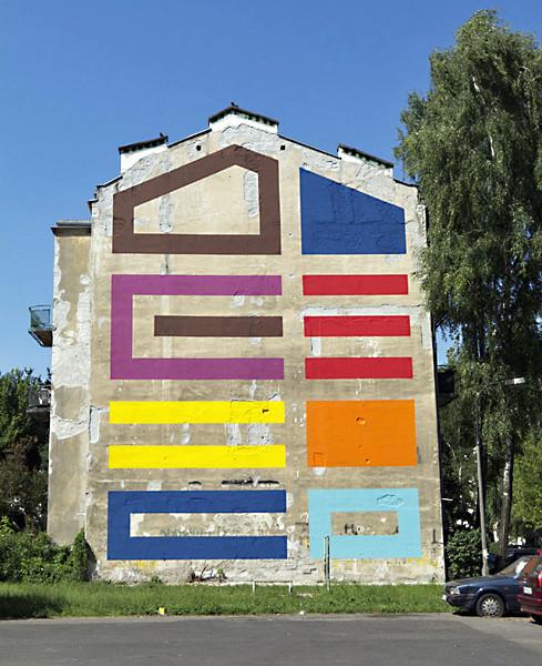 Абстрактное граффити: Стрит-художники об улицах, публике, опасности и свободе. Изображение № 32.