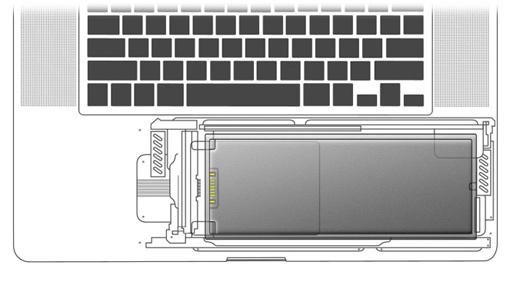 17-Дюймовая модель MacBook Proсовстроенной батареей!. Изображение № 3.