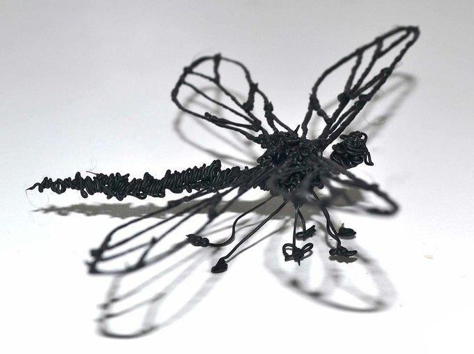 Разработана ручка, создающая «3D-рисунки». Изображение № 2.