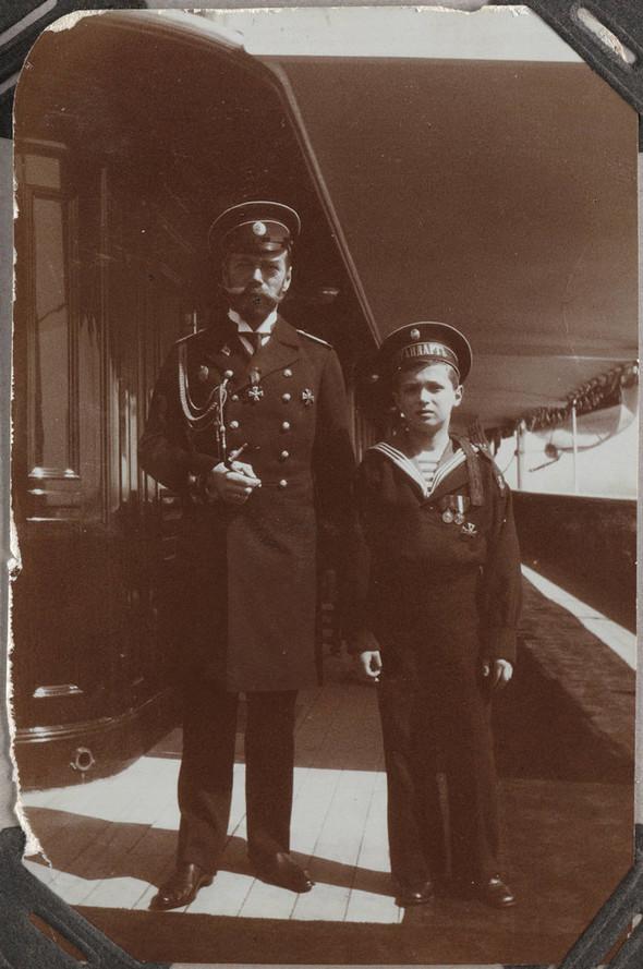 Редкие фотографии семьи Романовых. Изображение № 17.
