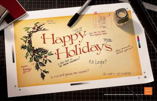 Лучшие рождественские и новогодние принты. Изображение № 27.