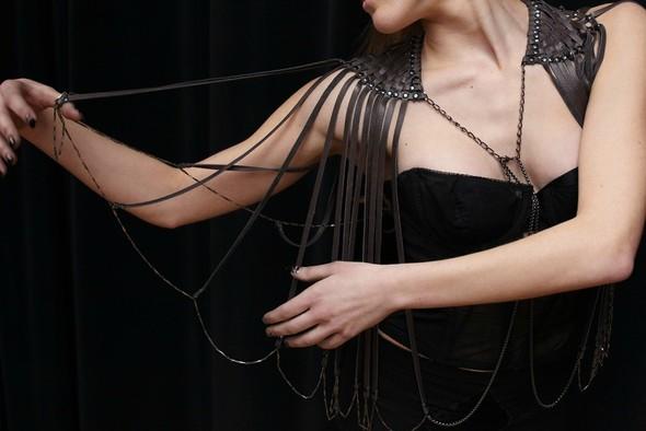 Кампания: Балерины для Bliss Lau FW 2011. Изображение № 10.