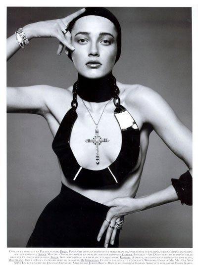 Top50. Девушки. Models. com. Изображение № 14.