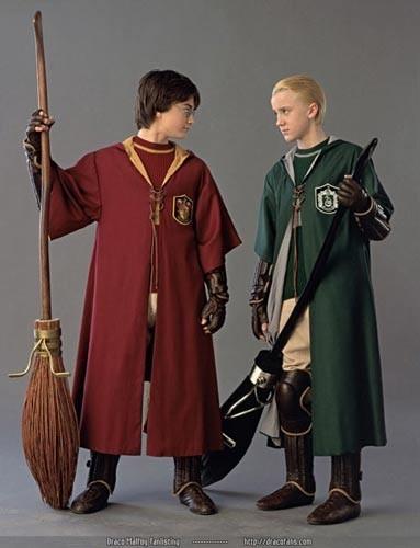 Гарри Поттер итерритория запретной любви: слэшеры. Изображение № 1.