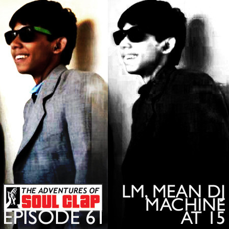 Leonardo Machado — Mean DJ Machine At 15. Изображение № 1.