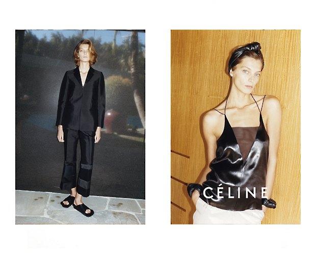 Alexander McQueen, Celine и LUBLU Kira Plastinina показали новые кампании. Изображение № 21.