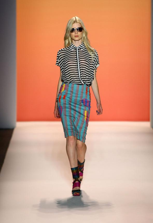 New York Fashion Week Spring 2012: День второй. Изображение № 1.