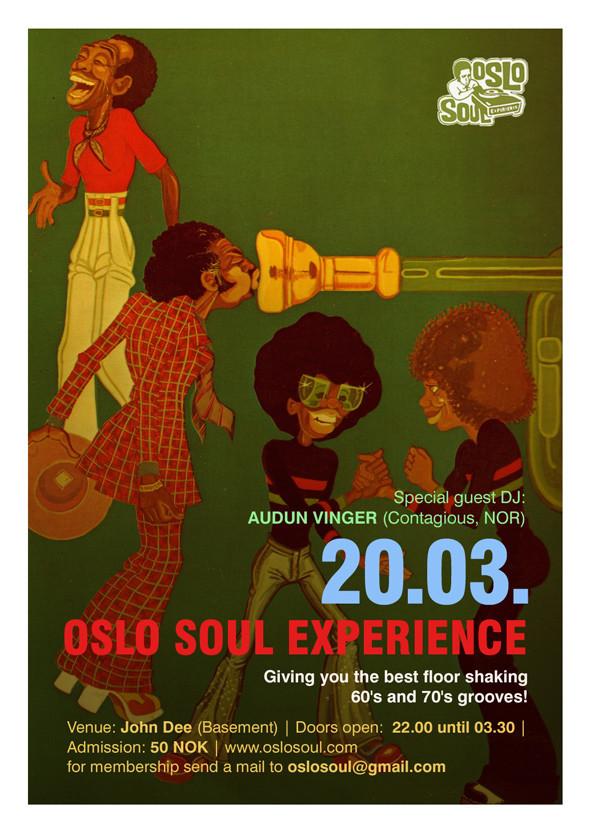 DJ BJOERN ESPEN (OSLO SOUL EXPERIENCE). Изображение № 3.