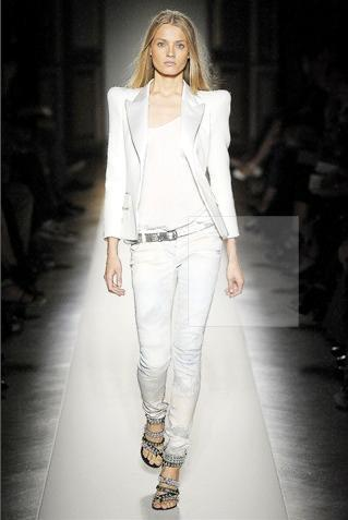 Top-10 SS09 collections (Paris FW) поверсии Style. com. Изображение № 52.
