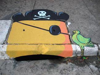 Уличные художники Сан-Пауло делают город веселее. Изображение № 3.