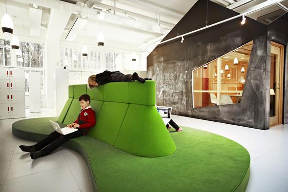 Экспериментальная школа в Стокгольме. Изображение № 12.