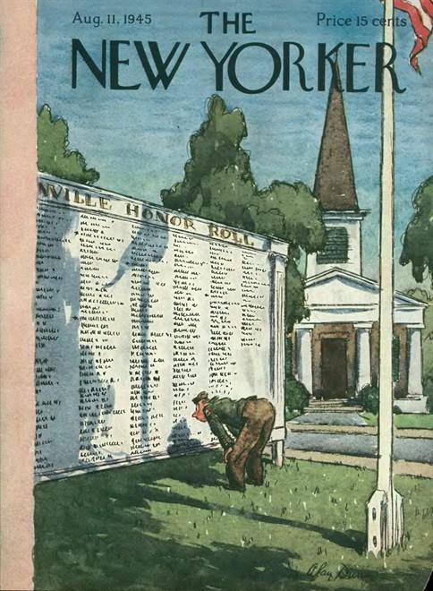 Обложки TheNew Yorker. Изображение № 21.