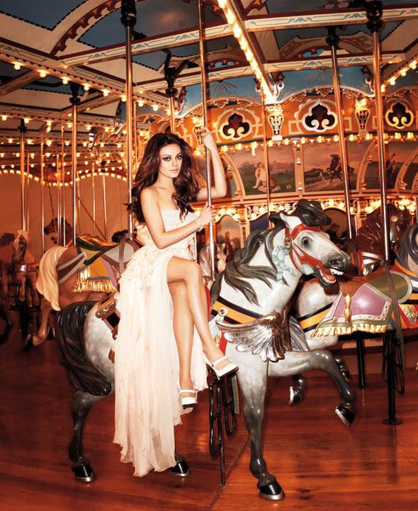 Съёмки: Джеймс Франко для GQ Style и Мила Кунис для Harper's Bazaar. Изображение № 16.