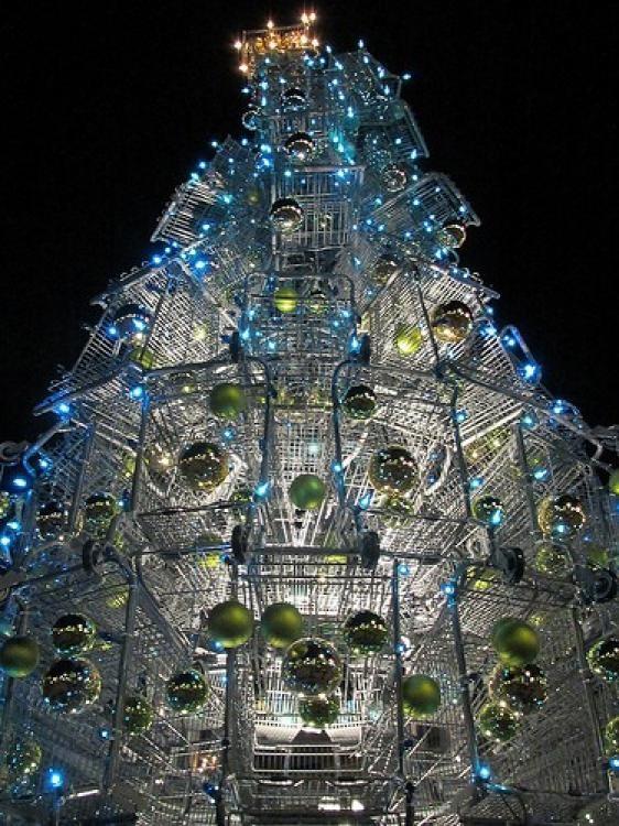 Самые необычные рождественские елки. Изображение № 5.