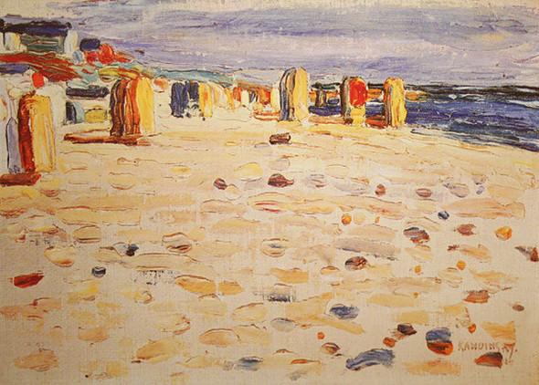 Коллекция работ В.В. Кандинского. Изображение № 12.