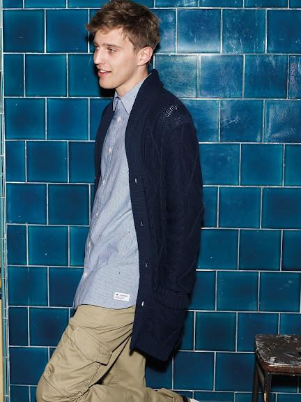 Лукбуки: Adidas Originals SS 2012. Изображение № 28.