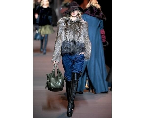 Показ Dior FW 2011. Изображение № 14.
