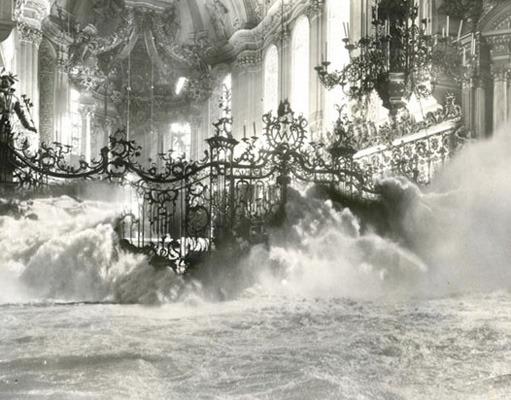 Накрыло волной: Наводнения и апокалипсисы Пабло Геновеса. Изображение № 7.