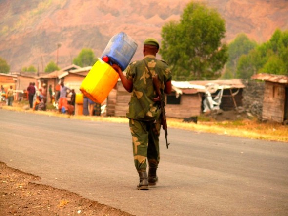 Конго: женщины, оружие, бытовуха. Изображение № 13.