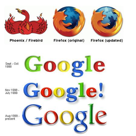 Эволюция логотипов. Изображение № 4.
