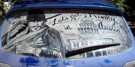 Scott Wade's Dirty Car Art. Изображение № 4.
