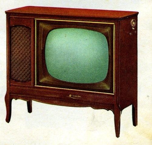 Телевизоры 1960х годов. Изображение № 16.