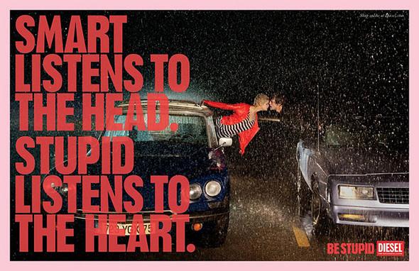 Кампания Be Stupid. Изображение № 26.