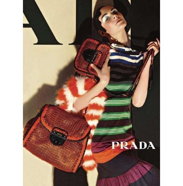 Изображение 42. Рекламные кампании: Lanvin, Prada, Balenciaga и другие.. Изображение № 20.